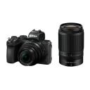 Nikon Z50 + 16-50 mm VR + 50 - 250 mm VR