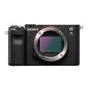 Sony Alpha 7C Body Black