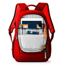 Lowepro Tahoe BP 150 Mineral red.Picture3