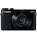 Canon PowerShot G9X, black.Picture2