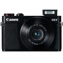 Canon PowerShot G9X, black.Picture3