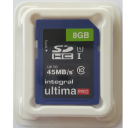 Integral Ultima PRO SDHC 8GB Class 10, bulk.Picture2
