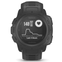 Garmin Instinct Solar, Graphite.Picture3