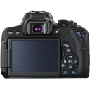 Canon EOS 750D + 18-55 IS STM + 75-300 III.Picture2