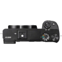 Sony Alpha A6000 body, black.Picture3