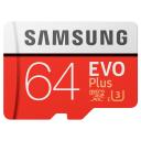 Samsung microSDXC Card 64 GB EVO Plus 100 MB/s (SD Adapter), MB-MC64GA.Picture3