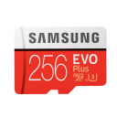 Samsung microSDXC Card 256 GB EVO Plus 100 MB/s (SD Adapter), MB-MC256GA.Picture2