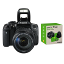 Canon EOS 750D + EF-S 18-135 IS STM - PACK REFLEX.Picture2