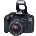 Canon EOS 1300D + 18-55 IS II + 75-300 III.Picture3