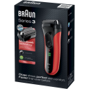 Braun Series 3-3030s black/red.Picture3