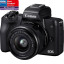 Canon EOS M50 + EF-M 15-45 mm IS STM Value Up Kit.Picture2