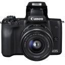Canon EOS M50 + EF-M 15-45 mm IS STM Value Up Kit.Picture3