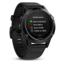 Garmin Fenix 5 Sapphire Black Optic RETURN IN 14 DAYS.Picture3