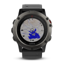 Garmin Fenix 5X Sapphire Gray Optic.Picture2
