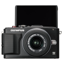 Olympus PEN E-PL6 + objektiv 14-42mm II R black.Picture3
