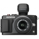 Olympus PEN E-PL6 + objektiv 14-42mm II R black.Picture2