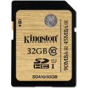 Kingston SDHC 32GB UHS-I Class 10.Picture2