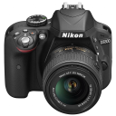 Nikon D3300 + 18-55 mm AF-P VR + 55-200 mm VR II.Picture2