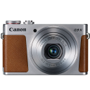 Canon PowerShot G9X, silver.Picture2