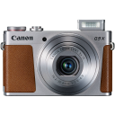Canon PowerShot G9X, silver.Picture3