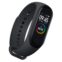 Xiaomi Mi Band 5, Black.Picture3