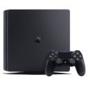 PlayStation 4 Slim, 500GB, Fortnite Edition, Black.Picture2