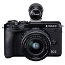 Canon EOS M6 Mark II + 15-45 mm+ EVF.Picture2