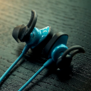 Bose SoundSport Wireless Headphones, Blue.Picture3