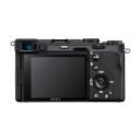 Sony Alpha 7C Body Black.Picture2
